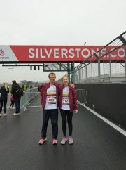 From Athletics Track to Silverstone Race Track