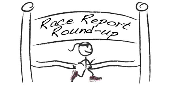 Road runners round up - Easter 2017