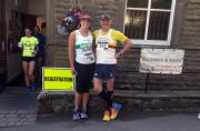 Pendle Half Marathon - Father & Daughter report