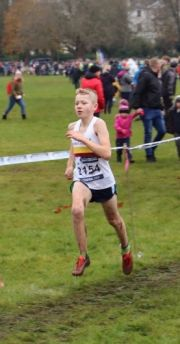 Liverpool  Cross country. Junior Report