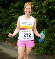The Prudent Riverside 10 Miles, 2 August 2015- My Race Report.  By Michelle Whitton