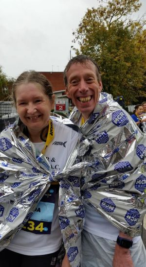 Walkers - Turn Into Runners - Manchester 1/2 Marathon report