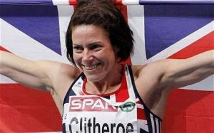 Helen Clitheroe Run Clinic