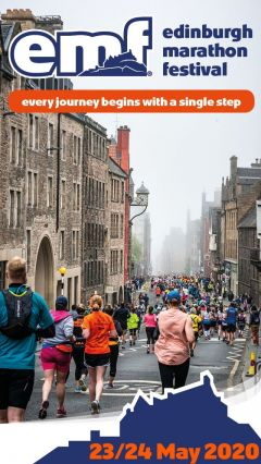 Edinburgh & London Marathon places...2020