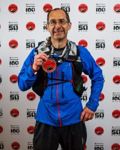 Lakeland 100 - Race Report.  Alan Sumner