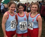 English Schools Cross Country - 7th March 2015
