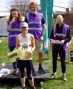 Lilleshall Monumental Multi Terrain 10K 2 April 2017