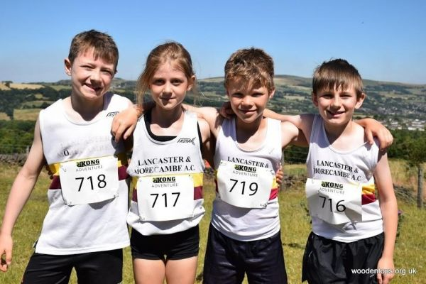 Up the Nab - fell race