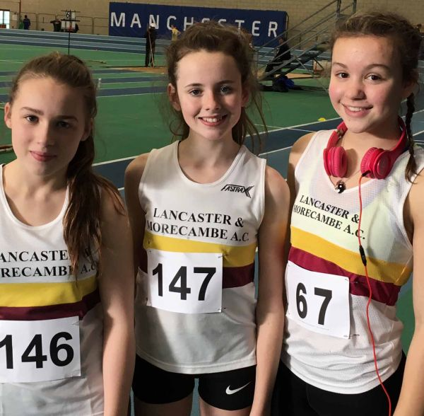 Manchester Indoor Open Meeting -