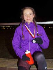 Scarlet Dale - National Cross Country Championships